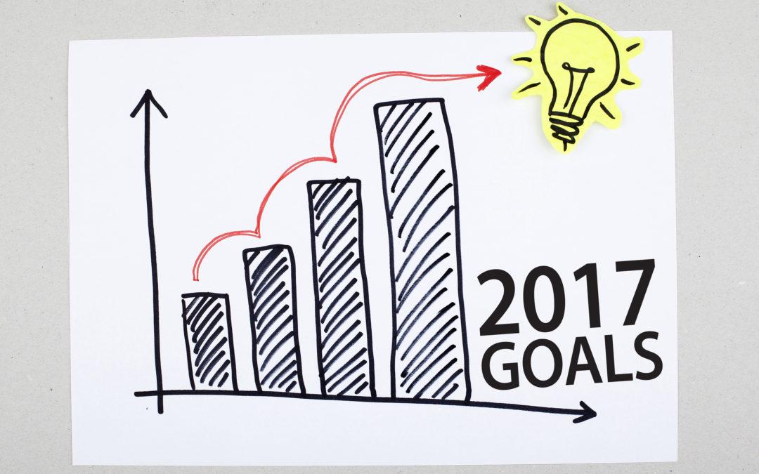 2017 Financial Goals